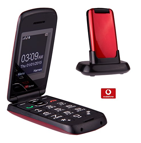 ttfone-star-big-button-simple-easy-to-use-clamshell-flip-mobile-phone-with-vodafone-pay-as-you-go-re