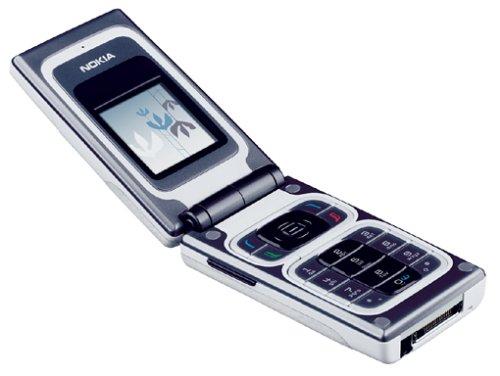 Nokia 7200 schwarz Handy