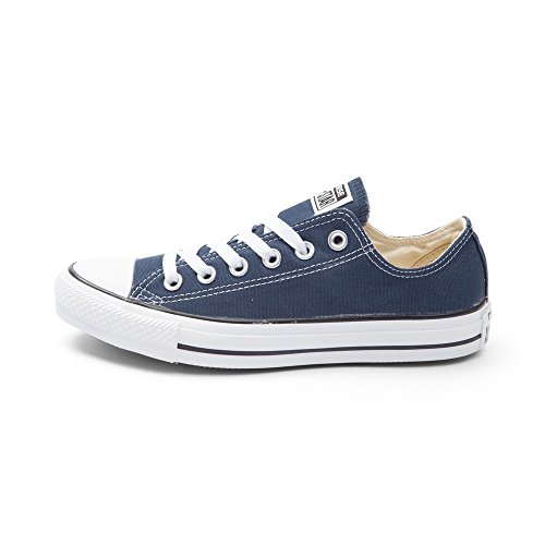 Converse Unisex Chuck Taylor All Star Ox Low Top (Navy) Sneakers - 10 B(M) US Women / 8 D(M) US Men - Womens Converse Sneakers