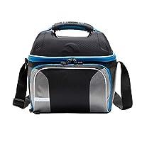 zhruiqun Picnic Lunch Large Travel Bag - Portable Storage Box Reusable Waterproof Party Beach Picnics