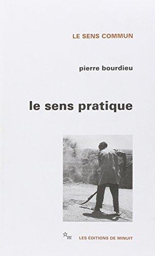 Le Sens pratique PDF Books