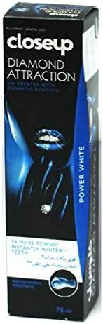 Closeup Diamond Attraction Toothpaste Power White, 75ml