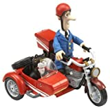 Character Postman Pat SDS Motorbike and Sidecar with Accessories