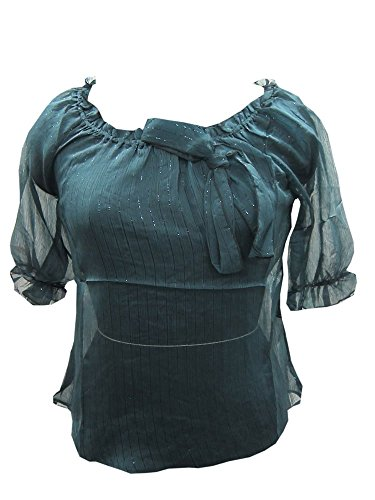 Mogul Interior - Haut de pyjama - Femme Noir - Noir