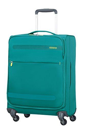 american-tourister-herolite-super-light-upright-equipaje-de-mano-55-cm-42-litros-color-verde