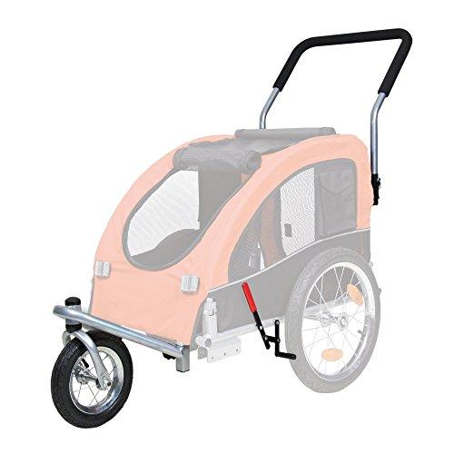 Trixie 12815 Jogger-Umbausatz für Fahrradanhänger # 12814