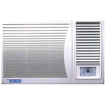 Blue Star 3WAE181YD Window AC (1.5 Ton, 3 Star Rating, White)