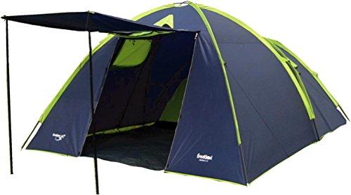 Freetime-Sierra LX tentes familiale de Camping -tentes 4 Places dôme familiale
