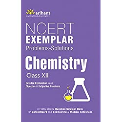 CBSE NCERT Exemplar Problems-Solutions CHEMISTRY class 12 for 2018 - 19
