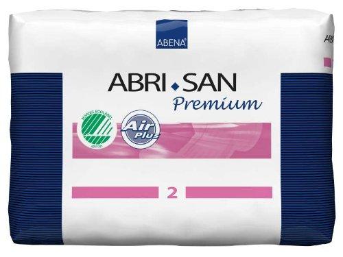 Abri-San Premium Nr. 2, Vorlage, 9 x 28 St.