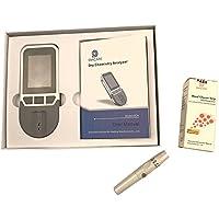 Preisvergleich für POCT Dca-Check Blood Glucose Dry Chemistry Analyzer Blood Glucose Testing Meter with Test Strips