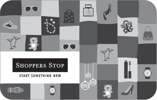Shoppers Stop Gift Card-Rs.10000