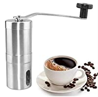 Mariott - Manual Coffee Grinder Hand Steel Ceramics Core Coffee Grinding Hand Mill Cafe Burr Mill Grinder Ceramic Corn Coffee Machine