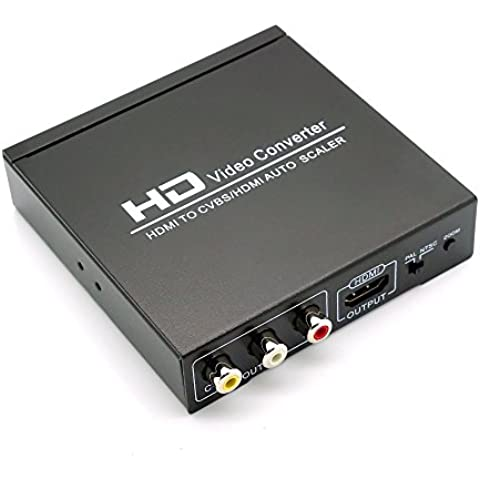 Hyperion Hardware collezionisti HDMI Splitter inkl. A/V