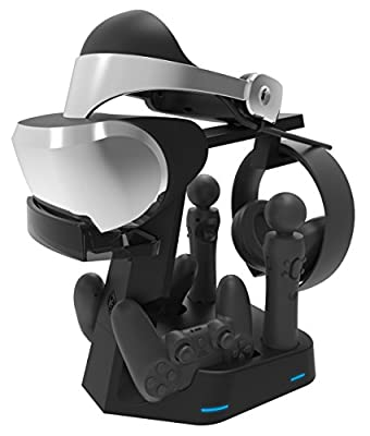 PSVR Showcase Charge Stand (PS4) by Collective Minds