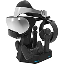 PSVR Showcase Charge Stand - PlayStation 4 [Importación inglesa]