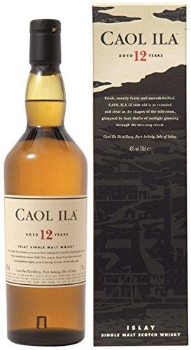 Caol Ila Islay Malt 12 yo Single Malt Scotch Whisky