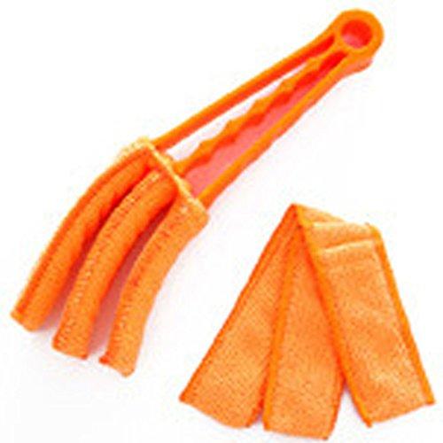 lufa-3-klingen-fenster-jalousien-reinigungsburste-klimaanlage-reiniger-shutter-orange2135cm