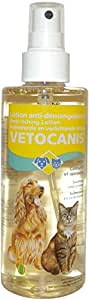 VETOCANIS Lotion Anti Démangeaison Chien Chat 200 ml