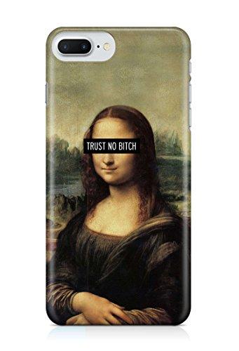 COVER TRUST NO BITCH Handy Hülle Case 3D-Druck Top-Qualität kratzfest Apple iPhone 6 / 6S
