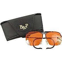 BASCHIERI & PELLAGRI B&P occhiali con lenti INTERCAMBIABILI da TIRO Trap Skeet