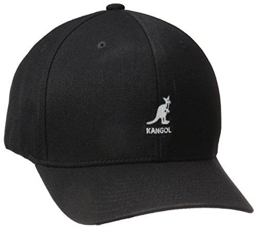 Imagen de kangol   de béisbol para hombre, talla xxl/62 63  talla francesa, color negro