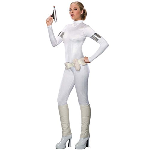 Costume di padmé amidala - star wars - costume di carnevale - travestimento per ragazza - s