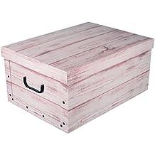 suchergebnis auf f r kisten aufbewahrung mit deckel. Black Bedroom Furniture Sets. Home Design Ideas