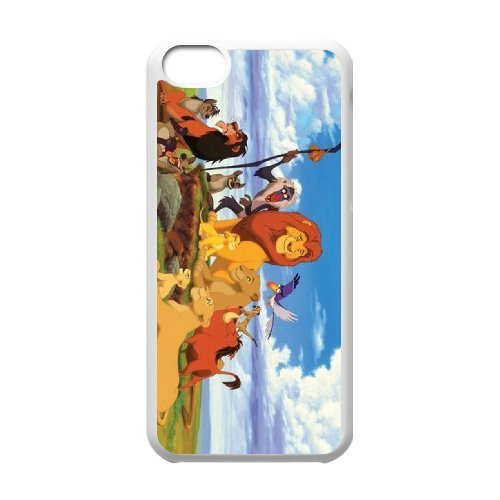 LP-LG Phone Case Of Lion King For Iphone 5C [Pattern-6] Pattern-4