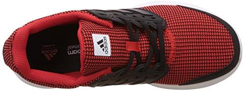 adidas Herren Galaxy 3.1 Laufschuhe Mehrfarbig (Corred/c Black/ftw Wht)