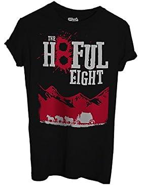 T-Shirt TARANTINO THE HATEFUL EIGHT - FILM by Mush Dress Your Style