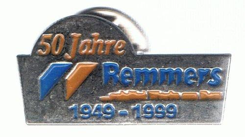Preisvergleich Produktbild 50 Jahre Remmers - 1949-1999 - Pin
