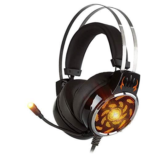 HSKK PC-Headset, vibrierend, mit Beleuchtung, Kopfstütze