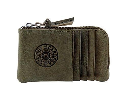 carrera-porta-carte-di-credito-portafoglio-portachiavi-porta-smartphone-100-vera-pelle-verde