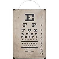 """'IB Laursen Estable–cuadro de estilo vintage, papel sobre madera impresión, nostálgica de ojo prueba, sehtest """""""