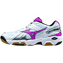 Mizuno Wave twister 4, blanco