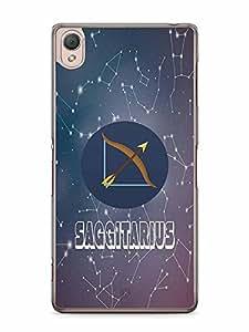 YuBingo Sagittarius Designer Mobile Case Back Cover for Sony Xperia Z3