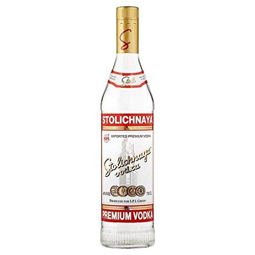 Stolichnaya Vodka (Packung mit 6)