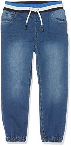 NAME IT Jungen Jeans NMMBOB DNMTAJAKE 2195 Pant NOOS, Blau (Medium Blue Denim), (Herstellergröße:92)
