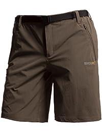Regatta Great Outdoors Mens Xert Stretch Shorts II Water Repellent Shorts