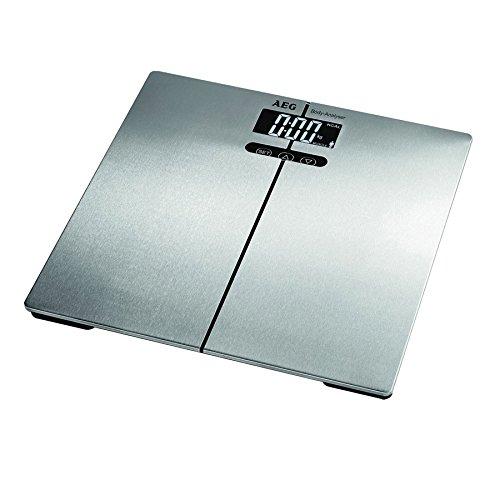 AEG PW 5661 FA. Tipo: Báscula personal electrónica, Capacidad máxima de peso: 180 kg, Precisión: 100 g. Pantalla: LCD. Ancho: 300 mm, Profundidad: 300 mm. Tipo de batería: AAA. Cantidad por paquete: 1 pieza(s) Exhibición -Pantalla: LCD  Peso y dimens...