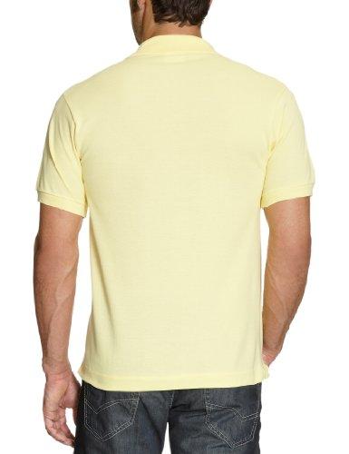 Lacoste Herren Poloshirt Gelb (JAUNE 107)