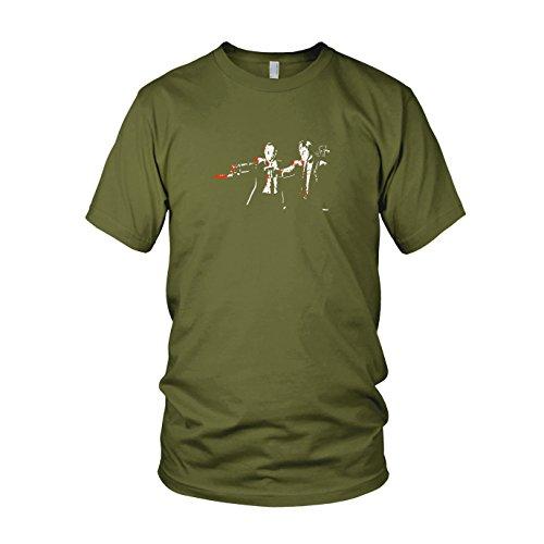 Dixon Fiction - Herren T-Shirt Army