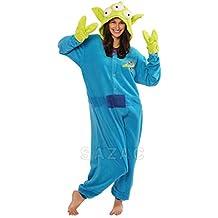 Disney Pijama Kigurumi - Little Green Men (Toy Story) f8d5f74ee97