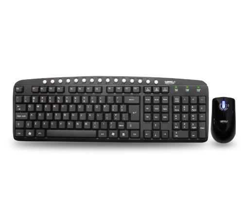 Zebronics JUDWAA 560 Multimedia USB Keyboard & USB Mouse Combo