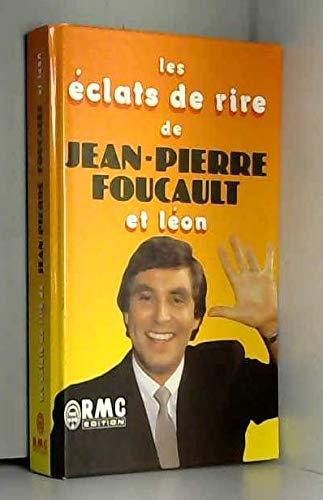 Les eclats de rire de jean-pierre foucault et leon par Foucault