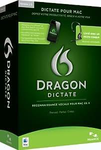 Dragon Dictate 2.5