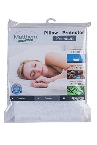 matthem-premium-hypoallergnique-impermable-oreiller-protecteur-tissu-ponge-housse-protectrice-et-tan