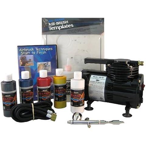 Badger Air-Brush Co. 314-AIWC Automotive Intro/Basic System