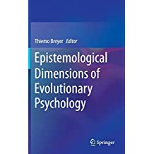 Epistemological Dimensions of Evolutionary Psychology (2014-11-05)